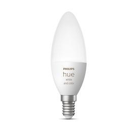 Spuldze Philips 929002294201, led, E14, 5.3 W, 470 lm, daudzkrāsaina