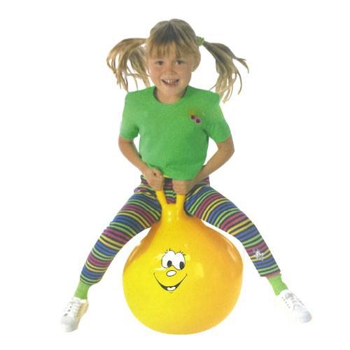 Мяч для прыжков Live Up Sports Jumping Ball 50cm Yellow