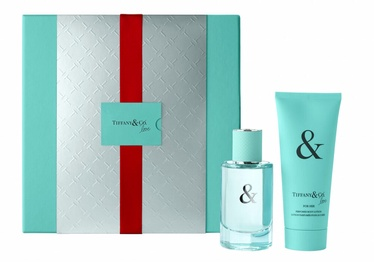 Komplekts sievietēm Tiffany&Co Love 3pcs Set EDP