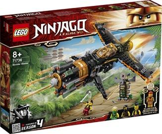 KONS. LEGO NINJAGO BOULDER BLASTER 71736