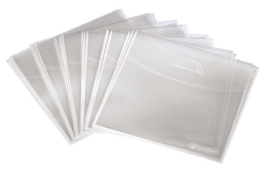 Hama CD/DVD Protective PP Sleeves 75pcs Transparent