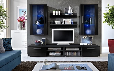 ASM Galino G Wall Unit Black