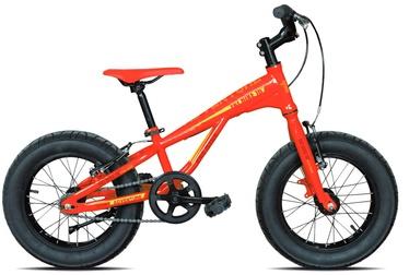 "Bērnu velosipēds Esperia Fat Bike 9000, sarkana/dzeltena, 16"", 16"""