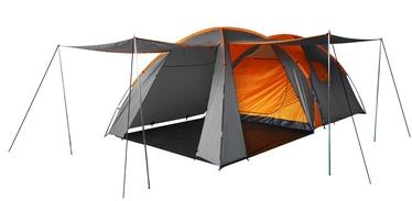 Палатка O.E.Camp RD-T30 RD-T30, oранжевый/серый