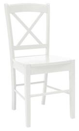 Ēdamistabas krēsls Signal Meble CD-56 White, 1 gab.