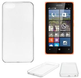 Telone Ultra Slim Back Case Microsoft 532 Lumia Transparent