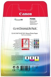 Canon CLI-8C/M/Y Multipack