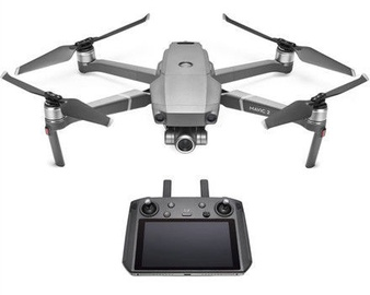 Bezpilota lidaparāts DJI Mavic 2 Zoom With Smart Controller 16GB EU