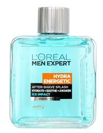 Лосьон после бритья L´Oreal Paris Men Expert Hydra Energetic Ice Impact, 100 мл