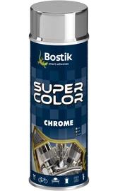 Krāsa aerosola Bostik sc sudraba hromēta 400ml