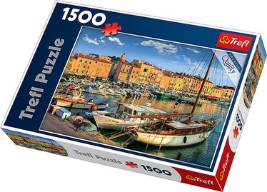 Пазл Trefl Old Port of Saint Tropez 26130, 1500 шт.