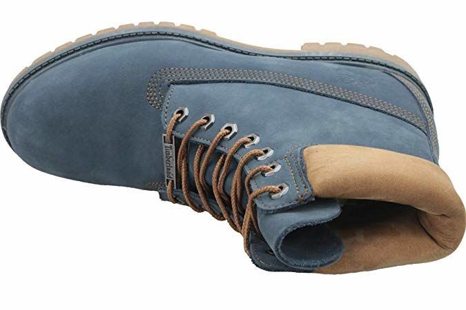Timberland 6 Inch Premium Boots A1LU4 Blue 44