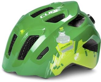 Cube Fink Helmet Green Hippo S
