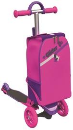 Bērnu skūteris YVolution Y Glider To Go Pink