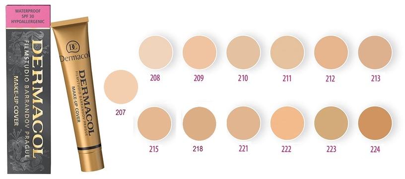 Dermacol Make-Up Cover 30g 209