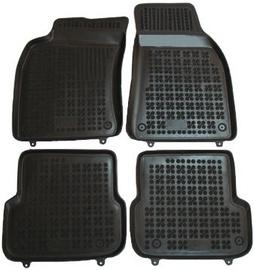 Резиновый автомобильный коврик REZAW-PLAST Audi A6 2008-2011, 4 шт.