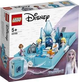 KON.LEGO DISNEY PRINCESS ELSA NOKK 43189