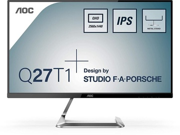 "Monitors AOC Porsche Design Q27T1, 27"", 5 ms"