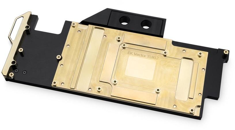 EK Water Blocks EK Vector RTX Titan Acetal/Gold