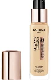 Tonizējošais krēms Bourjois Paris Fond de Teint Always Fabulous Vanilla Clear, 30 ml