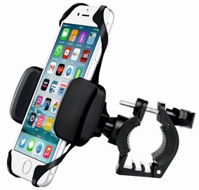 Swissten S-Grip BCCL1 Bike Holder Black