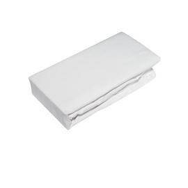 Простыня Okko 200051345714 White, 140x200 см, на резинке