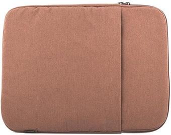 Logic Concept Plush Laptop Sleeve 12-14'' Brown