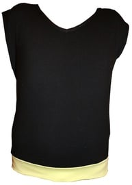 Bars Womens T-Shirt Black 19 152cm