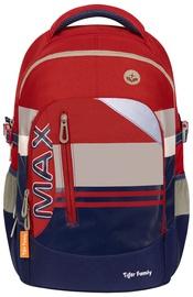 Школьный рюкзак Tiger Family TMMX-022A, многоцветный