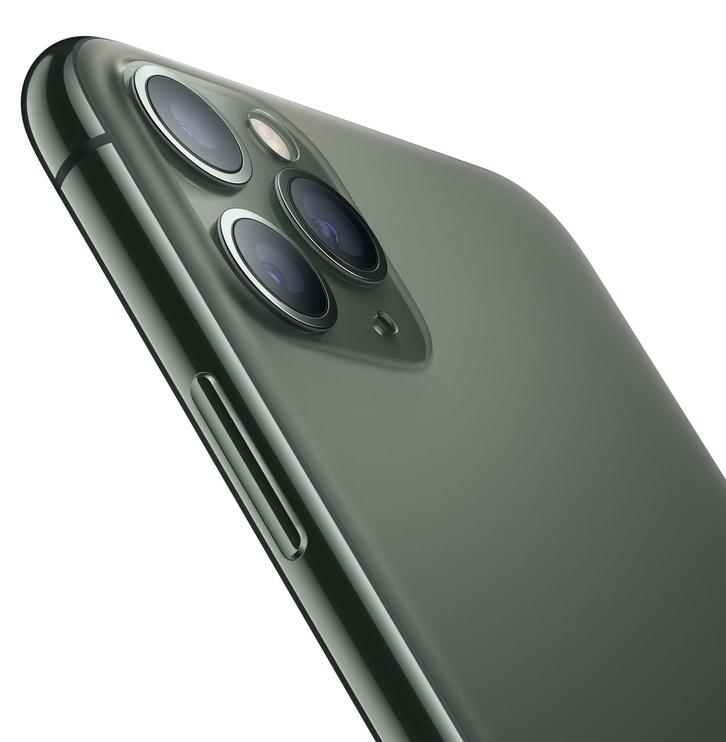 Mobilais telefons Apple iPhone 11 Pro Max Midnigt Green, 512 GB