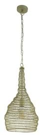 Eglo Colten Ceiling Lamp 60W E27 Champagne
