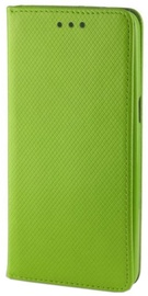 Mocco Smart Magnet Book Case For Huawei Y3 2017 Green