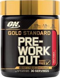 Optimum Nutrition Gold Standard Pre-Workout Fruit Punch 330g