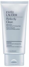 Sejas tīrīšanas līdzeklis Estee Lauder Clean Multi-Action Foam Cleanser/Purifying Mask, 150 ml