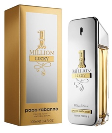 Туалетная вода Paco Rabanne 1 Million Lucky 100ml EDT