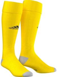 Zeķes Adidas, balta/dzeltena, 27