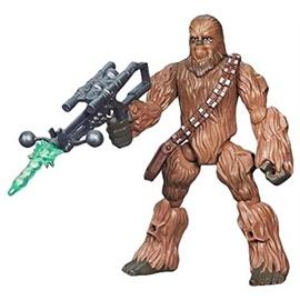 Фигурка-игрушка Hasbro Hero Mashers Star Wars Brown B3656