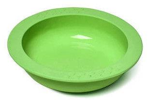 Fissman Kids Deep Plate D13cm Green