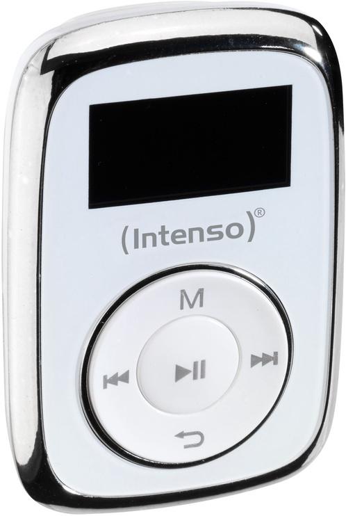 Mūzikas atskaņotājs Intenso 3614562 White, 8 GB