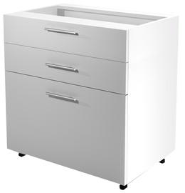 Нижний кухонный шкаф Halmar Vento DS3-80/82 Honey Oak, 800x520x820 мм