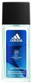 Vīriešu dezodorants Adidas UEFA Champions League Dare Edition Spray, 150 ml