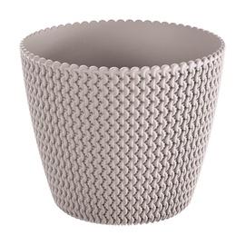Prosperplast Indoor Plant Pot 18.7x15.8cm Brown