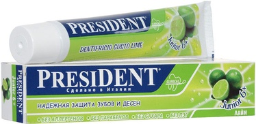 President Junior 6+ Toothpaste 50ml