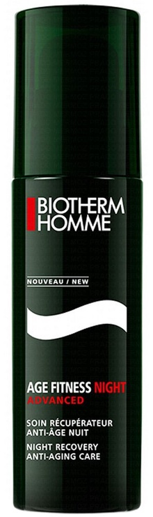 Крем для лица Biotherm Homme Age Fitness Night Advanced Night Recovery Anti-Aging Care, 50 мл