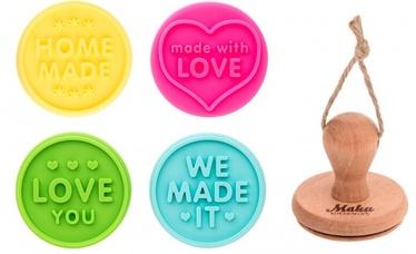 Maku Cookie Stamp Set 5pcs