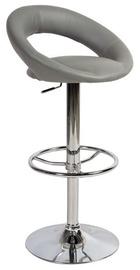 Bāra krēsls Signal Meble C300 Grey, 1 gab.