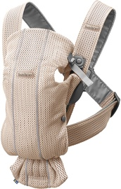 Babybjorn Baby Carrier Mini Pearly Pink 3D Mesh