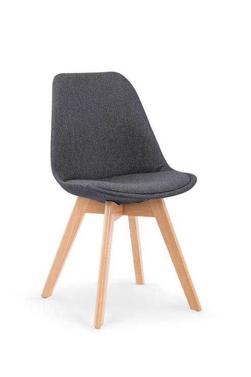 Ēdamistabas krēsls Halmar K303 Dark Grey