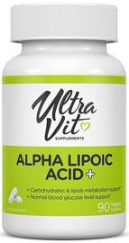 UltraVit Alpha Lipoic Acid+ 90 Caps