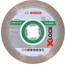 Bosch 2608615164 Ceramic Diamond Cutting Disc 125x22.23mm